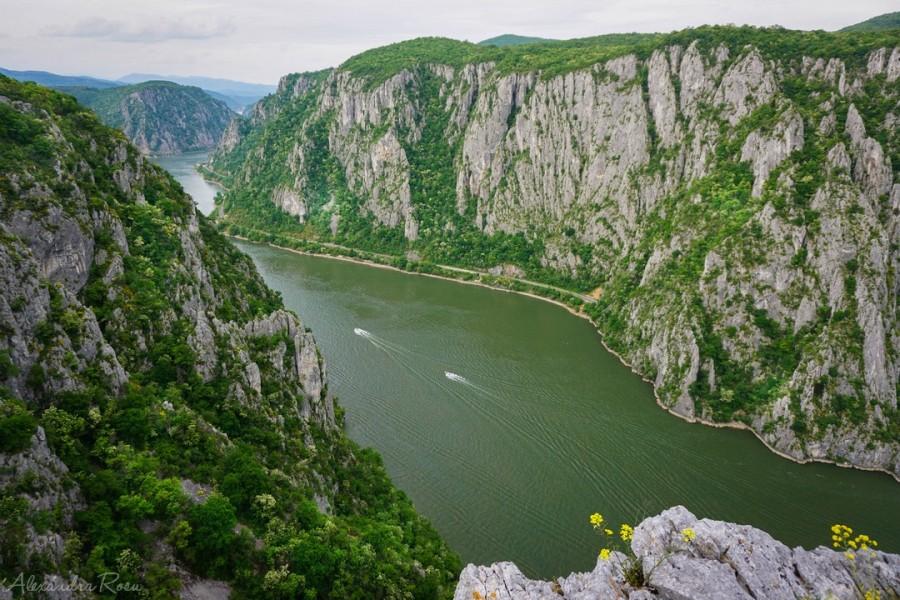 Ciucaru Mare şi Cazanele Dunării